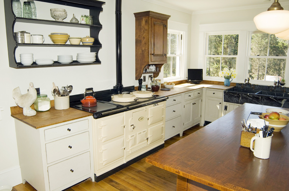 Check Out This Great Kitchen Project Near Boston New Old Country