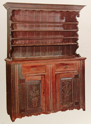 The Craftsmen Who Made This Style Furniture Were Immigrants From Germany And Switzerland They Settled In Pennsylvania But Banded Together